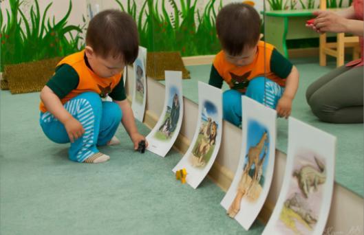 Школа раннего развития, фото, Капитошка
